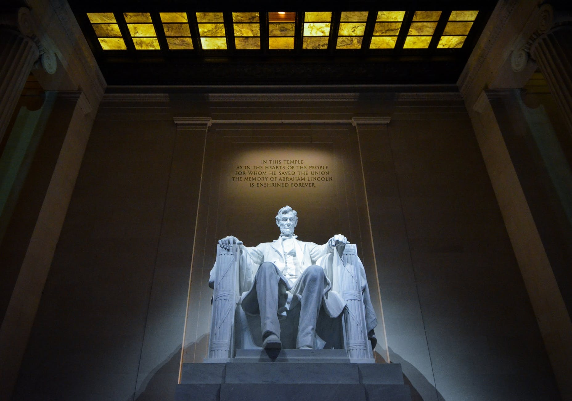 abraham lincoln america architecture art